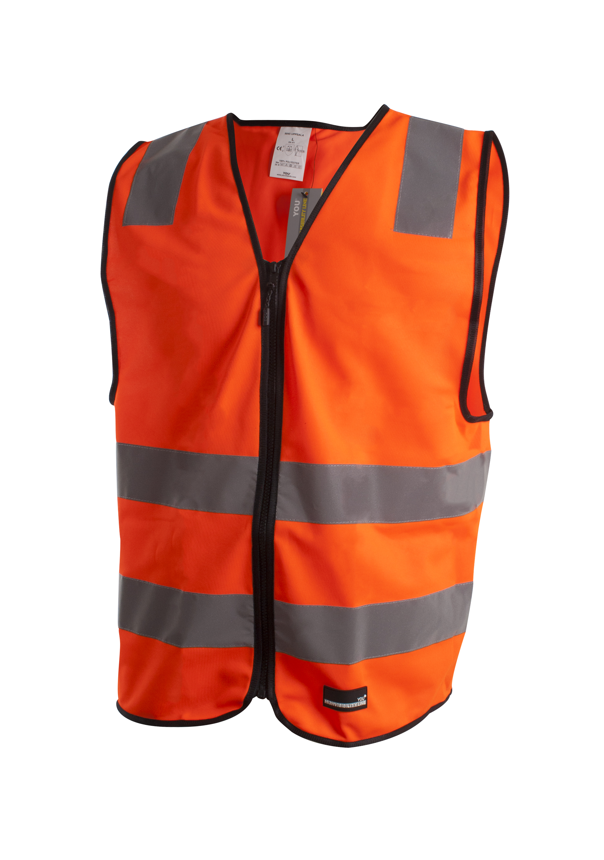 3fac1ee8 Refleksvest Uppsala - MM Profil AS